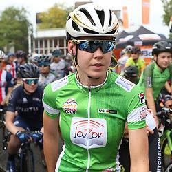 29-08-2018: Wielrennen: Ladies Tour: Nijmegen<br />Anna van der Breggen