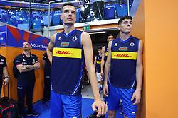 SIMONE GIANNELLI<br /> ITALIA - SERBIA<br /> PALLAVOLO VNL VOLLEYBALL NATIONS LEAGUE 2019<br /> MILANO 21-06-2019<br /> FOTO GALBIATI - RUBIN