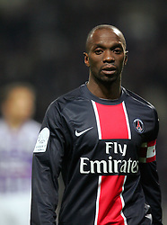 Toulouse v Paris St Germain,French Ligue 1, Stade Municipal, Toulouse, France, 22nd March 2009.