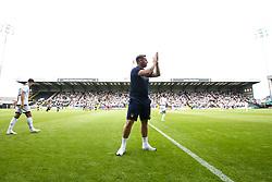 Notts County manager Kevin Nolan - Mandatory by-line: Robbie Stephenson/JMP - 14/07/2018 - FOOTBALL - Meadow Lane - Nottingham, England - Notts County v Derby County - Pre-season friendly