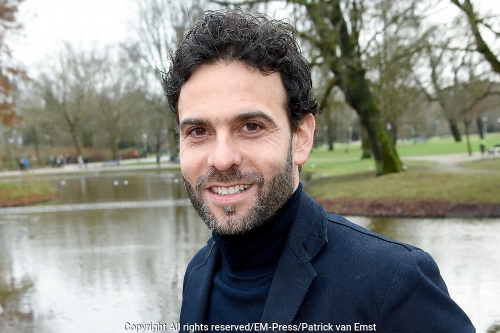 Musical Awards nominatielunch in VondelCS in het Vondelpark in Amsterdam<br /> <br /> Op de foto:  Tibor Luk&aacute;cs