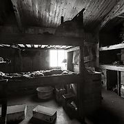 Wright and Simpson's bunks
