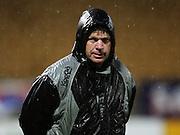 Taranaki coach Adrian Kennedy.<br /> Air New Zealand Cup rugby match - Taranaki v Auckland at Yarrows Stadium, New Plymouth, New Zealand. Friday 9 October 2009. Photo: Dave Lintott/PHOTOSPORT