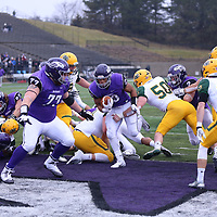 Football: University of Wisconsin-Whitewater Warhawks vs. St. Norbert College Green Knights