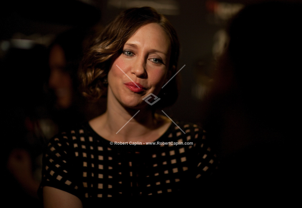 Actor Vera Farmiga at the New York Premiere of Henry's Crime...Photo by Robert Caplin.