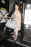 14.OCTOBER.2011. LONDON<br /> <br /> 'THE SATURDAYS' SINGER VANESSA WHITE LEAVING SOHO HOTEL, IN SUPPORT OF CAPITAL FM'S HELP A CAPITAL CHILD APPEAL, WHICH IS RAISING FUNDS TO HELP THE TEENAGE CANCER TRUST TO PROVIDE SPECIALIST HOSPITALS AND CARE FOR YOUNG PEOPLE WITH CANCER<br /> <br /> BYLINE: EDBIMAGEARCHIVE.COM<br /> <br /> *THIS IMAGE IS STRICTLY FOR UK NEWSPAPERS AND MAGAZINES ONLY*<br /> *FOR WORLD WIDE SALES AND WEB USE PLEASE CONTACT EDBIMAGEARCHIVE - 0208 954 5968*