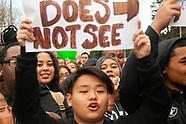 Oakland Teachers Strike - Student Protest