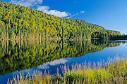 Black Fox Lake on northern shore of Lake Superior<br /> Superior Provincial Park<br /> Ontario<br /> Canada
