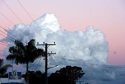 AUSTRALIA QUEENSLAND MARLBOROUGH 20FEB08 - Cumulus clouds form over Marlborough, a small town in coastal Queensland..jre/Photo by Jiri Rezac..© Jiri Rezac 2008..Contact: +44 (0) 7050 110 417.Mobile:  +44 (0) 7801 337 683.Office:  +44 (0) 20 8968 9635..Email:   jiri@jirirezac.com.Web:    www.jirirezac.com..© All images Jiri Rezac 2007 - All rights reserved.