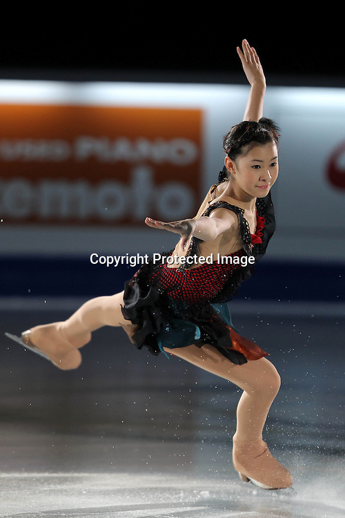 &lsquo;&ordm;&atilde;&permil;&Agrave;&Oslash;Žq/Kanako Murakami (JPN), <br /> DECEMBER 12, 2010 - Figure Skating : <br /> ISU Grand Prix of Figure Skating Final 2010/2011 <br /> Exhibition <br /> at Capital Indoor Stadium, Beijing, China. <br /> (Photo by Akihiro Sugimoto/AFLO SPORT) [1080]