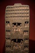 Buddhist statue, Beilin Museum, Foerest of Steles, Stele Museum, Xian, Shaanxi Province, China Headline:Beilin Museum, Foerest of Steles, Stele Museum, Xian, Shaanxi Province, China