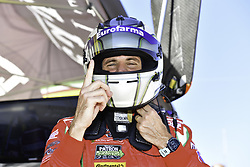 March 16, 2018 - Sebring, USA - 51 SPIRIT OF RACE (USA) FERRARI 488 GT3 FERRARI GTD DANIEL SERRA (BRA) POLE SITTER GTD (Credit Image: © Panoramic via ZUMA Press)
