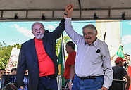 Luis Ignacio Lula Da Silva y Jose Pepe Mujica