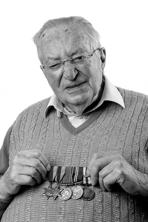 Jack Barbour,Royal Navy - Special Operator, 1941-1946, Reserve service 1948-1974, L-Tel(SO), 92 year old WW2 veteran Jack Barbour spent his Naval service as an inteligence operative.  During the war one of his tasks was to gather German ENIGMA data and pass it to Bletchley Park where British code breakers used it in the effort to remain one step ahead of the enemy.  Jack was also trained as an ENIGMA operator.