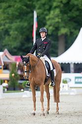 Despontin Julien, (BEL), Waldano 36<br /> Dressage - CCI 4* Luhmuhlen 2016<br /> © Hippo Foto - Jon Stroud<br /> 16/06/16