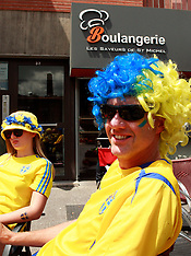 Euro 2016 - Italy v Sweden