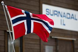 Behind the scenes, NOR, Long Distance Biathlon, 2015 IPC Nordic and Biathlon World Cup Finals, Surnadal, Norway