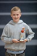 Eastern Mavericks u12 Boys div 2 Boys Best Team Player Oscar Hodgkiss