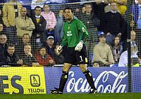 Fotball<br /> Championship England 2004/05<br /> Reading v Leeds United<br /> 19. oktober 2004<br /> Foto: Digitalsport<br /> NORWAY ONLY<br /> Neil Sullivan (Leeds)
