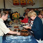BBQ summershow Ford dealer Veltman Huizen