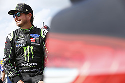 June 1, 2018 - Long Pond, Pennsylvania, United States of America - Kurt Busch (41) hangs out on pit road before qualifying for the Pocono 400 at Pocono Raceway in Long Pond, Pennsylvania. (Credit Image: © Chris Owens Asp Inc/ASP via ZUMA Wire)