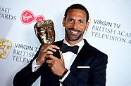 TV British Academy Television Awards 2018 - Winners - 13 May 2018
