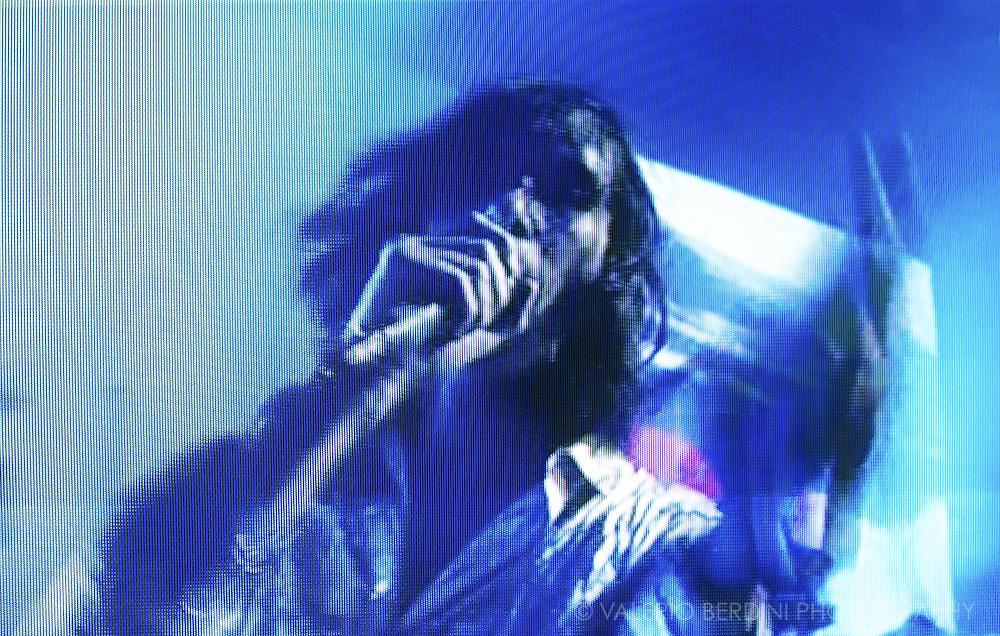 Glastonbury Festival on the BBC.Primal Scream - Bobby Gillespie