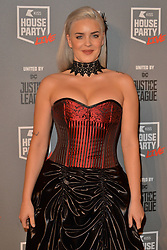© Licensed to London News Pictures. 26/10/2017. London, UK. Anne-Marie attends the Kiss House Party Live event at the SSE Wembley Arena. Photo credit: Ray Tang/LNP
