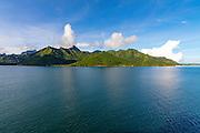 Opunohu Bay, Moorea, French Polynesia