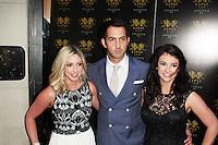 LONDON - May 29: Amore at the Lipsy VIP Fashion Awards 2013 (Photo by Brett D. Cove)