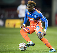 Sporting Lokeren v KAA Gent - 19 Nov 2017