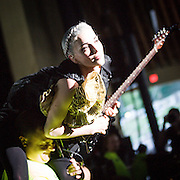 St. Vincent performing at Merriweather Post Pavilion on 07/17/2014