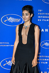 May 15, 2019 - Cannes, France - 72eme Festival International du Film de Cannes. Arrivée des invités au diner d'ouverture. 72th International Cannes Film Festival. Photocall with celebrities attending official dinner.....239125 2019-05-14  Cannes France.. Farahani, Golshifteh (Credit Image: © L.Urman/Starface via ZUMA Press)
