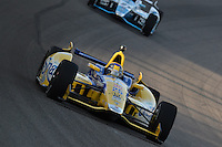 Marco Andretti, Texas Motor Speedway, Ft. Worth, TX USA 6/7/2014