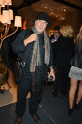 RON ARAD at the PAD London 2015 VIP evening held in the PAD Pavilion, Berkeley Square, London on 12th October 2015.