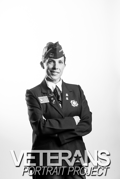 Shannah Brown<br /> Air Force<br /> E-6<br /> Air Traffic Control<br /> 1999 - 2006<br /> OIF, OEF<br /> <br /> Veterans Portrait Project<br /> St. Louis, MO