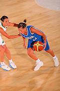 DESCRIZIONE : Bormio Torneo Internazionale Femminile Olga De Marzi Gola Italia Lituania <br /> GIOCATORE : Chiara Pastore <br /> SQUADRA : Nazionale Italia Donne Italy <br /> EVENTO : Torneo Internazionale Femminile Olga De Marzi Gola <br /> GARA : Italia Lituania Italy Lithuania <br /> DATA : 25/07/2008 <br /> CATEGORIA : Palleggio <br /> SPORT : Pallacanestro <br /> AUTORE : Agenzia Ciamillo-Castoria/S.Silvestri <br /> Galleria : Fip Nazionali 2008 <br /> Fotonotizia : Bormio Torneo Internazionale Femminile Olga De Marzi Gola Italia Lituania <br /> Predefinita :