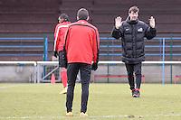 Thierry Froger - 08.01.2015 - Creteil - Entrainement<br /> Photo : Aurelien Meunier / Icon Sport