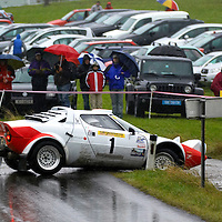 #1 Lancia Stratos, Ostarrichi Rally Linz Austria 2007