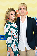 Nickelodeon Kids' Choice Awards in de Vue bioscoop, Hilversum<br /> <br /> Op de foto:  Britt Scholte en partner