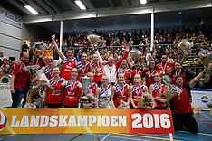 20160424 NED: Play off finale Vc Sneek - Springendal Set Up 65, Sneek