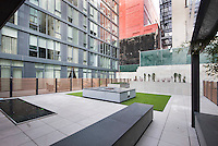 Court Yard at 540 West 49th Street