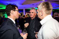 Bojan Prasnikar during Traditional New Year party of of the Slovenian Football Association - NZS, on December 18, 2017 in Kongresni center, Brdo pri Kranju, Slovenia. Photo by Vid Ponikvar / Sportida