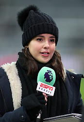 ESPN Brasil reporter Natalie Gedra