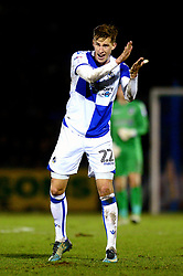 Joe Partington of Bristol Rovers urges his team on - Mandatory by-line: Dougie Allward/JMP - 23/12/2017 - FOOTBALL - Memorial Stadium - Bristol, England - Bristol Rovers v Doncaster Rovers - Skt Bet League One
