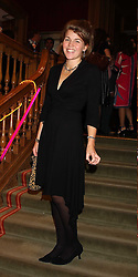 AMBER NUTTALL at a drinks reception to view Christie's forthcoming sales of Contemporary Art and 20th Centuary Italian Art, held at Christie's. St.James's, London on 21st October 2005.<br />