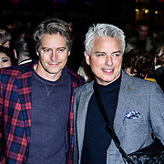 John Barrowman Arrivals at Pretty Woman The Musical press night at Piccadilly Theatre on 2nd March 2020, London, UK.