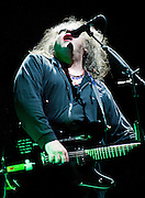 Robert Smith of The Cure performs during day 5 of the 2013 Austin City Limits festival on Fri., Oct. 12, 2013 at Zilker Park.<br /> Ashley Landis for American-Statesman