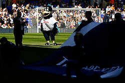 Tottenham Hotspur mascot - Photo mandatory by-line: Rogan Thomson/JMP - 07966 386802 - 16/05/2015 - SPORT - FOOTBALL - London, England - White Hart Lane - Tottenham Hotspur v Hull City - Barclays Premier League.
