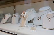 Karen Marie Jewelers in Cedar Rapids on Tuesday, January 29, 2013.